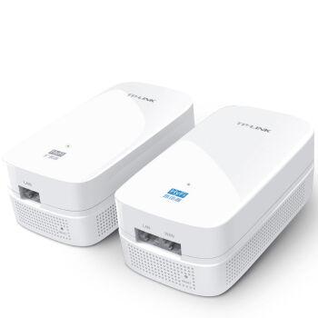 TP-LIK無線ルータ壁王電力猫HyFiスマートWiFi家庭用セットH 69 R/H 69 ES(1+1セット)ダブルレート900 M