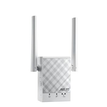 ASUS(ASUS)RP-ASC 51 AC 750 MルータツインWIFI信号増幅器無線拡張中継器白色