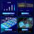 騰達AC 23無線ルータダブル周波数千兆ポート壁王家庭用ゲームオフィス5 G知能大出力wifi信号増幅器光ファイバブロードバンド油漏れ器【2100 Mダブルギガ新品AC 23】ギガポート強化タイプ