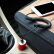BASEUS(Baseus)Apple deラインの伸縮可能なスプリング携帯型車載車充電器コードはiPhone X/8/6 S/6 Plus/5 S/5 SE iPad burackが適用されます。