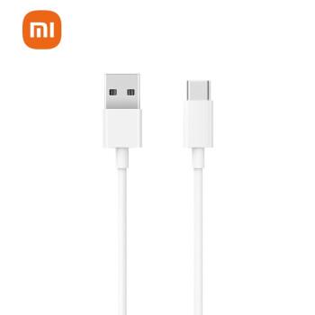 シャオミ USB-C数据线100cm 普通版 100cm 1米普通版Type-C白色